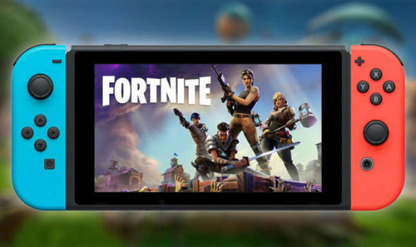 fortnite on the nintendo switch