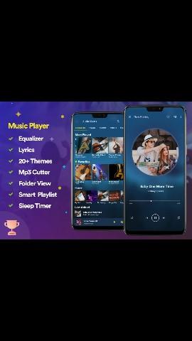 MUSIC PLAYER MP3 PLAYER AUDIO PLAYER PREMIUM APK - Music Plus - MP3