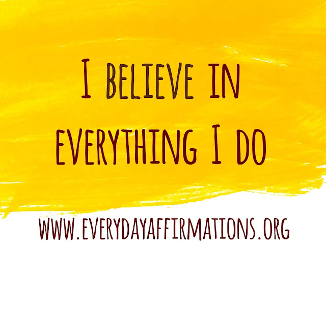 Daily Affirmations - 28 September 2019