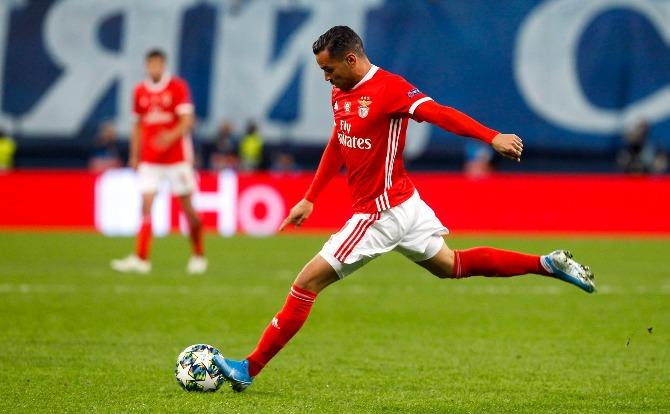 Benfica Raul de Tomás