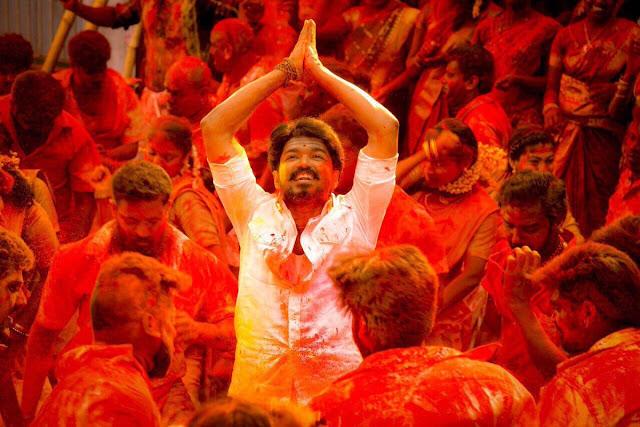 Mersal movie latest hd stills