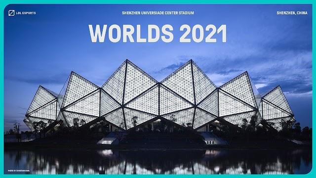 League of Legends Worlds 2021 Grupları Belli Oldu!