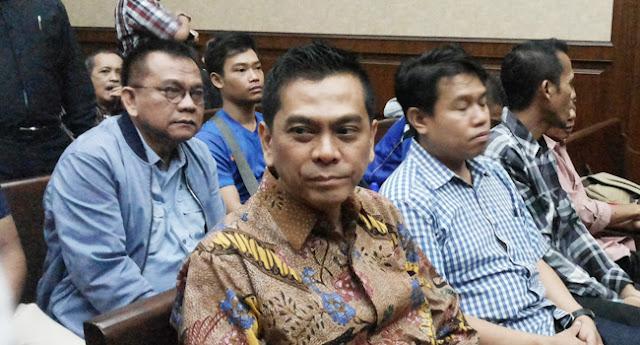 Hadiri di Sidang Sanusi, Taufik: Saya Yakin Adik Saya Tak Bersalah!