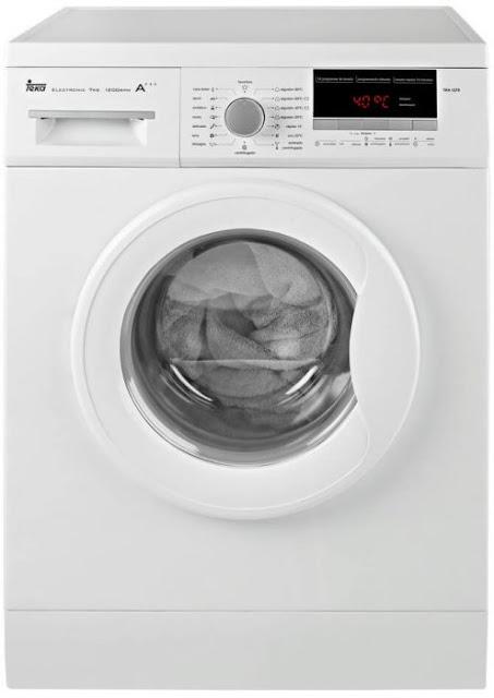 Máy giặt Teka TK4-1270 White