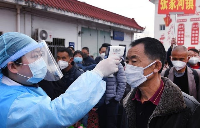 Belum Selesai dengan Virus Corona, Seorang Pria Tewas akibat Hantavirus di China