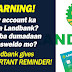 Land Bank warns all the account holders of this modus