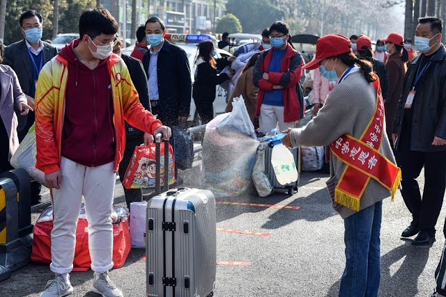 China tem primeiro dia sem mortes por novo coronavírus