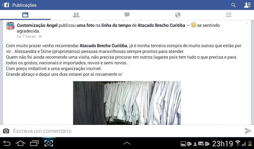 4f186673203 ATACADO CURITIBA ALE FRO KIDS MAIS DE 5 MILHÕES DE ACESSOS  ATACADO ...