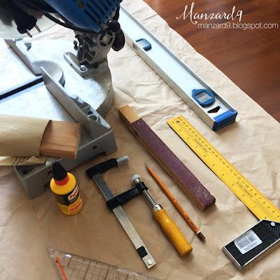Így készül a szemöldökpárkány SK I tutorial - Manzard9