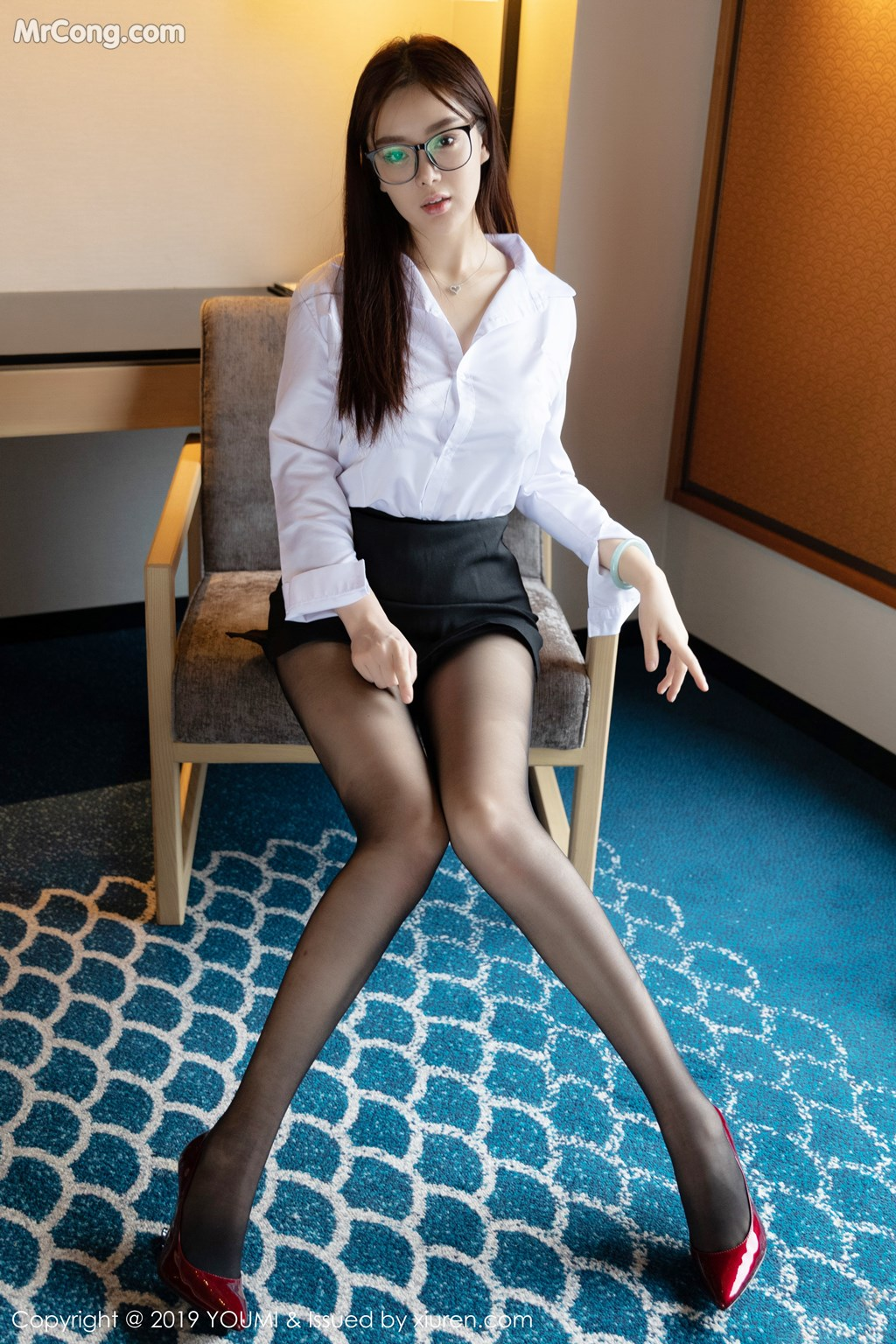 Image YouMi-Vol.320-Silvia-MrCong.com-001 in post YouMi Vol.320: 易阳Silvia (65 ảnh)