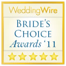 2011 Bride's Choice Awards | Best Wedding Photographers, Wedding Dresses, Wedding Cakes, Wedding Florists, Wedding Planners & More