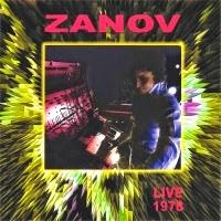Portada del álbum doble autoeditado Live 78 de Zanov que incluye la grabación íntegra del concierto del 16 de junio de 1978 ofrecido en la localidad de Villebon-sur-Yvette