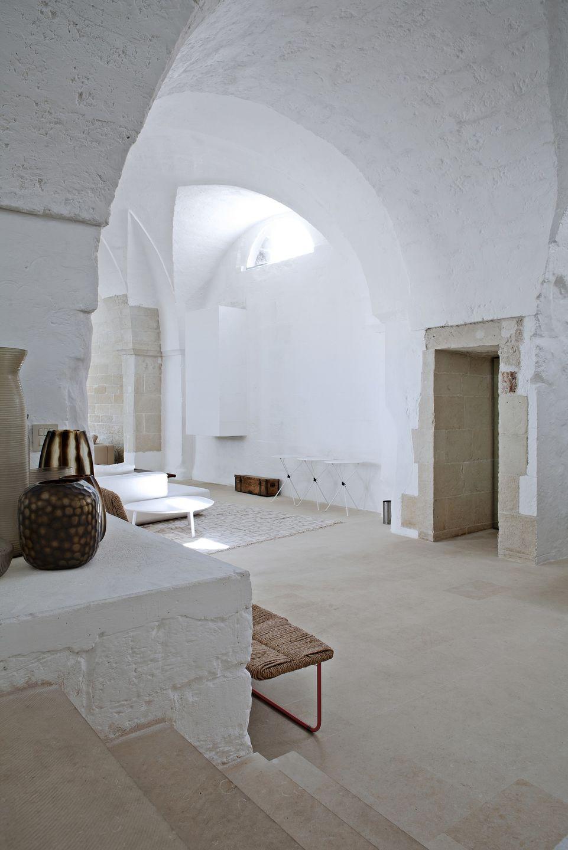 Espectacular casa reformada en el Salento, Italia