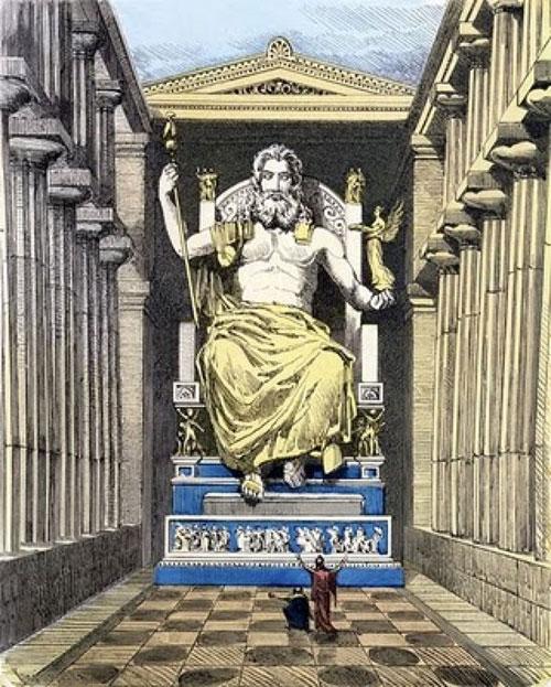 7 kỳ quan thế giới ở thời cổ đại và hiện đại