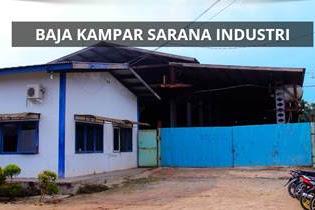 Lowongan Kerja PT. Baja Kampar Sarana Industri Pekanbaru November 2018