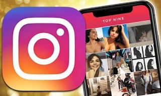 Cara Membuat Foto Bestnine 2019 Instagram