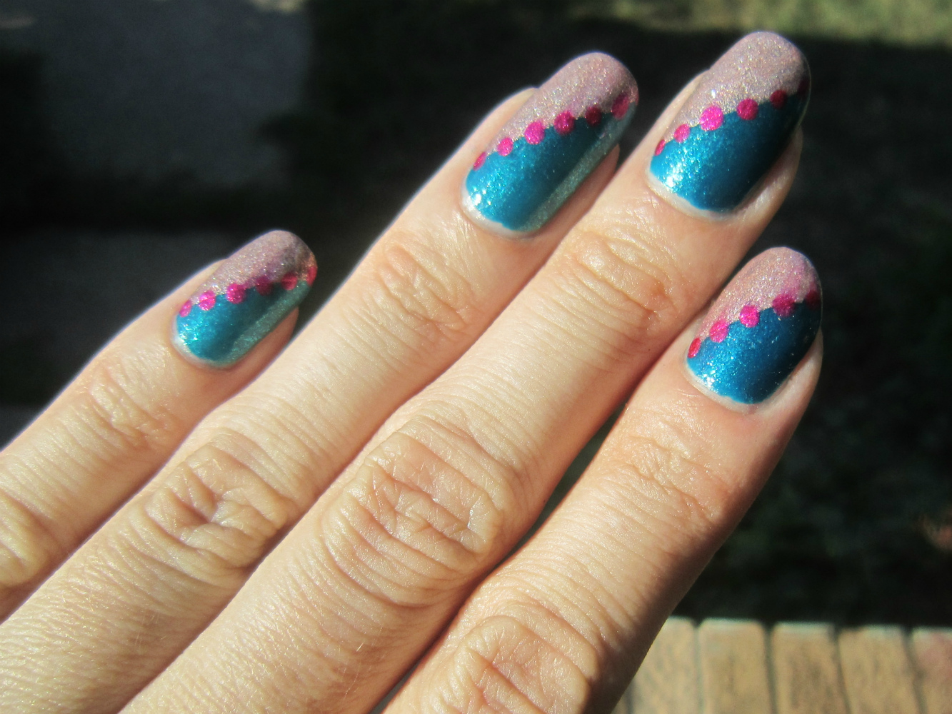 Quick And Easy Nail Polish Designs - Nails Gallery