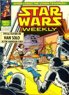 Star Wars Weekly #104