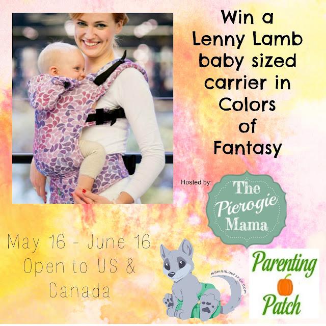Lenny Lamb Giveaway - mamanonthetrail.com