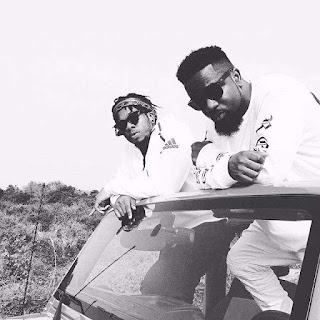 Runtown and Sarkodie
