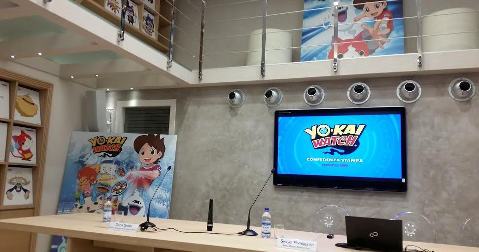 Yo kai watch il nuovo fenomeno dal giappone videogioco