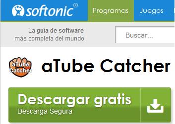 atube catcher softonic