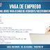 Vaga de Emprego de Recepcionista para mulheres na Infovale em Registro-SP