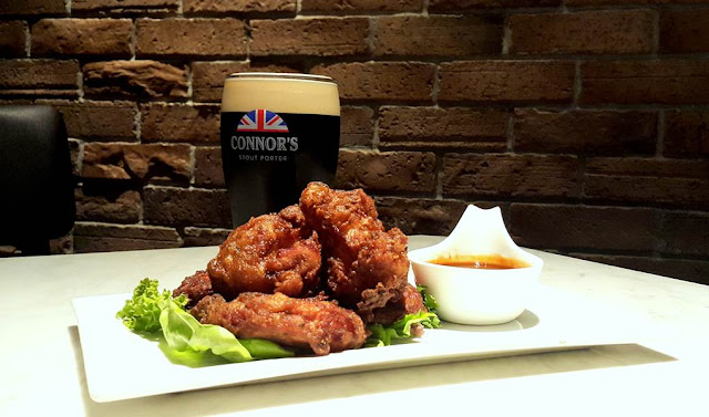 Food Infused AND Pairing with Connor's Stout Porter @MEJA – TREC, Kuala Lumpur