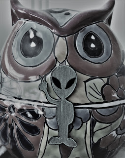 ET is an Owl?