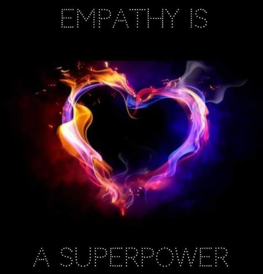 Empathy is a super power