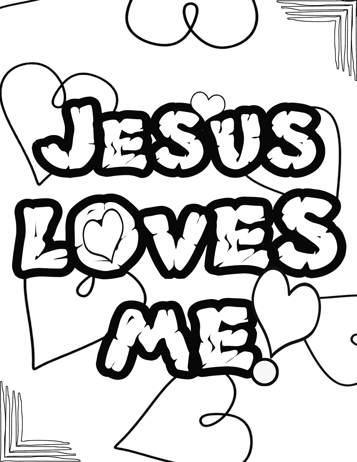 Let Me Be A Blessing Ministries Coloring Pages