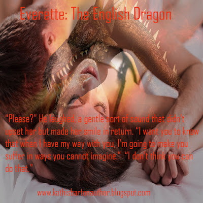 Everette The English Dragon Release Day & Giveaway