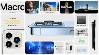 iPhone 13, iPhone 13 Mini, iPhone 13 Pro và iPhone 13 Pro Max chính thức được phát hành