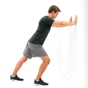 Calf Stretch For Knee pain