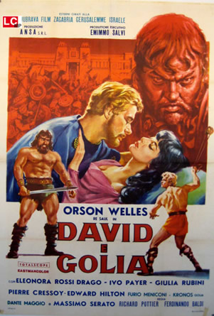 DAVID Y GOLIAT (1960) Ver Online – Español latino