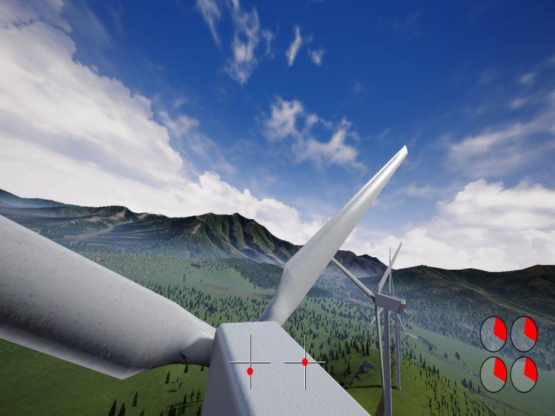 AI Drone Simulator PC Game Free Download