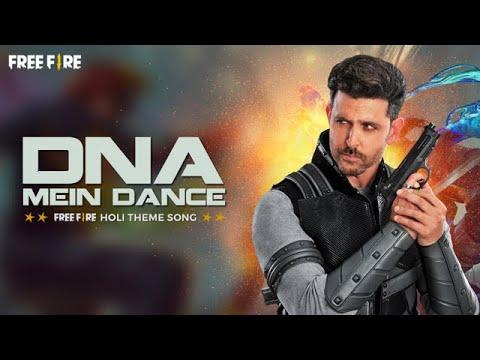 DNA Mein Dance Song Lyrics by Vishal & Shekhar Ft. Hrithik Roshan