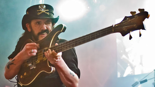 , Born to Lose, Lived to Win: A Tribute to Lemmy Kilmister