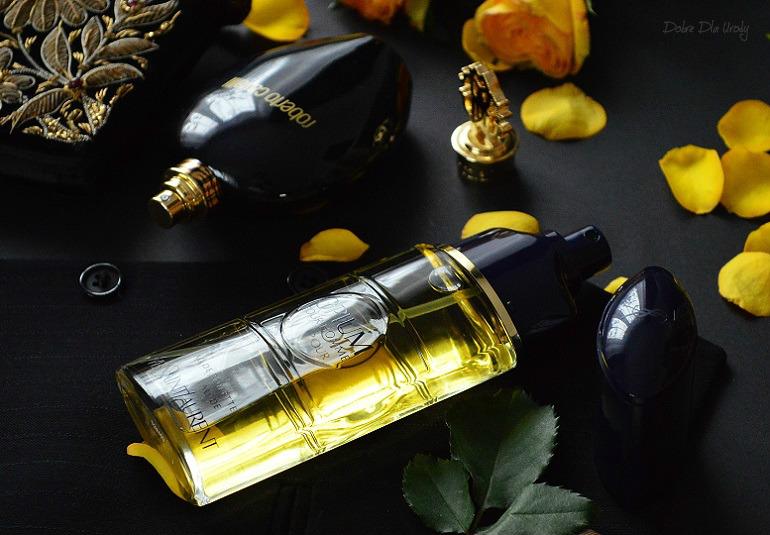 Nero Assoluto Roberto Cavalli dla Niej i Opium Pour Homme Yves Saint Laurent dla Niego recenzja