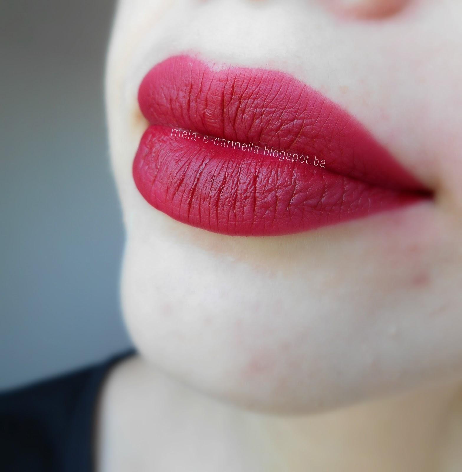 Matte Lipstick Maroon Colour
