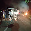 Breaking News: Kecelakaan Maut, 1 Korban Tewas dan 2 Kritis