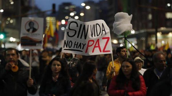 ONU: 86 defensores de DD.HH. asesinados en Colombia este 2019
