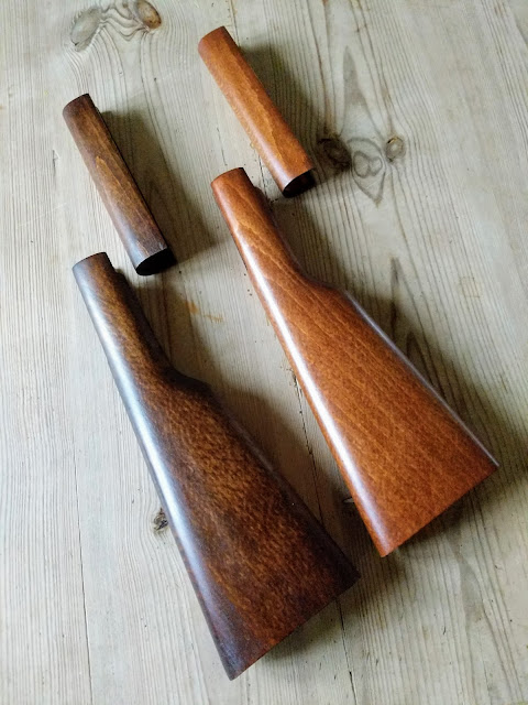 Jinjin's riflestocks