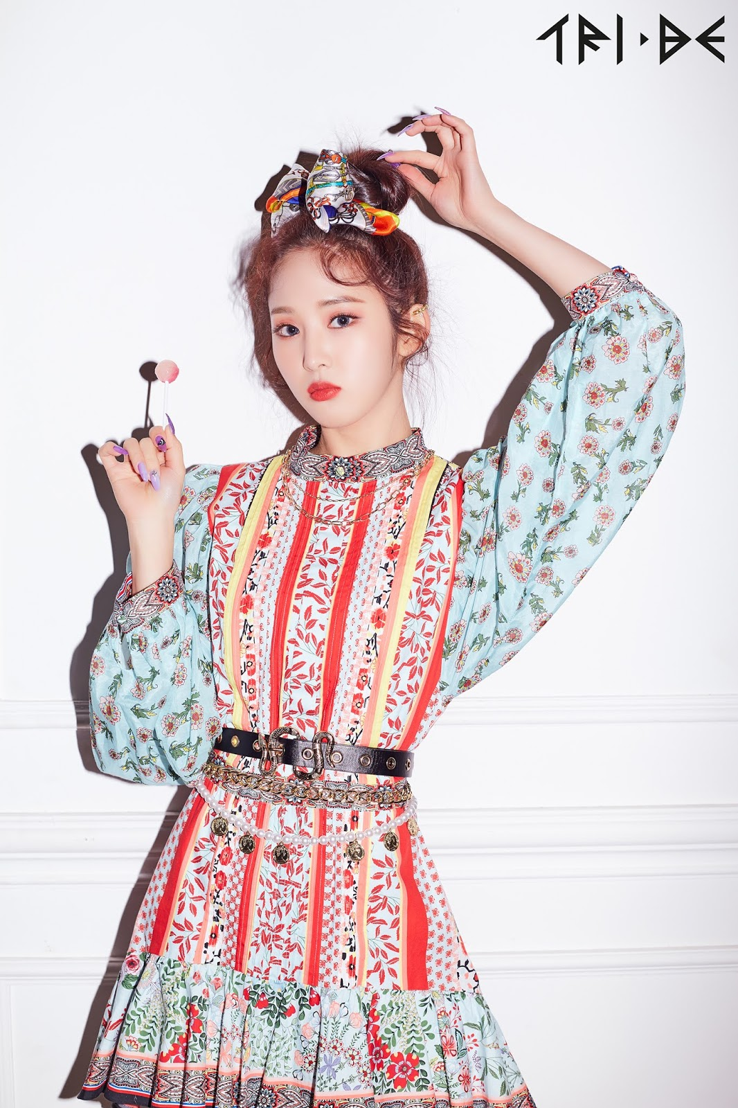 debut tri.be songsun