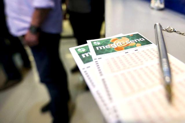 Apostador acerta os seis números da Mega-Sena e ganha 2,7 milhões