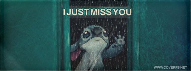 I just Miss i Facebook Cover