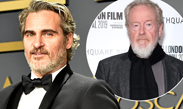 """✅ APPLE TV+ Financiará """"Kitbag"""" de Ridley Scott con Joaquín Phoenix en el papel de Napoleón Bonaparte"""
