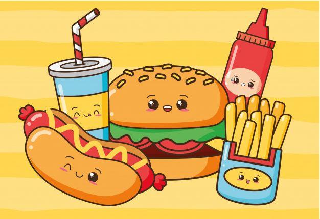 La comida rápida en Buga