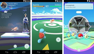 Download Game Pokemon GO Apk for Android