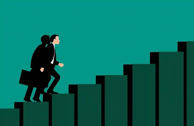 تسلق سلم النجاح في 4 خطوات